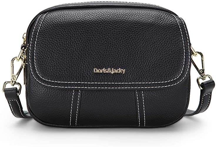 black designer crossbody bag