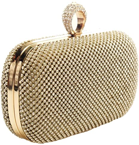 bridal clutch bag