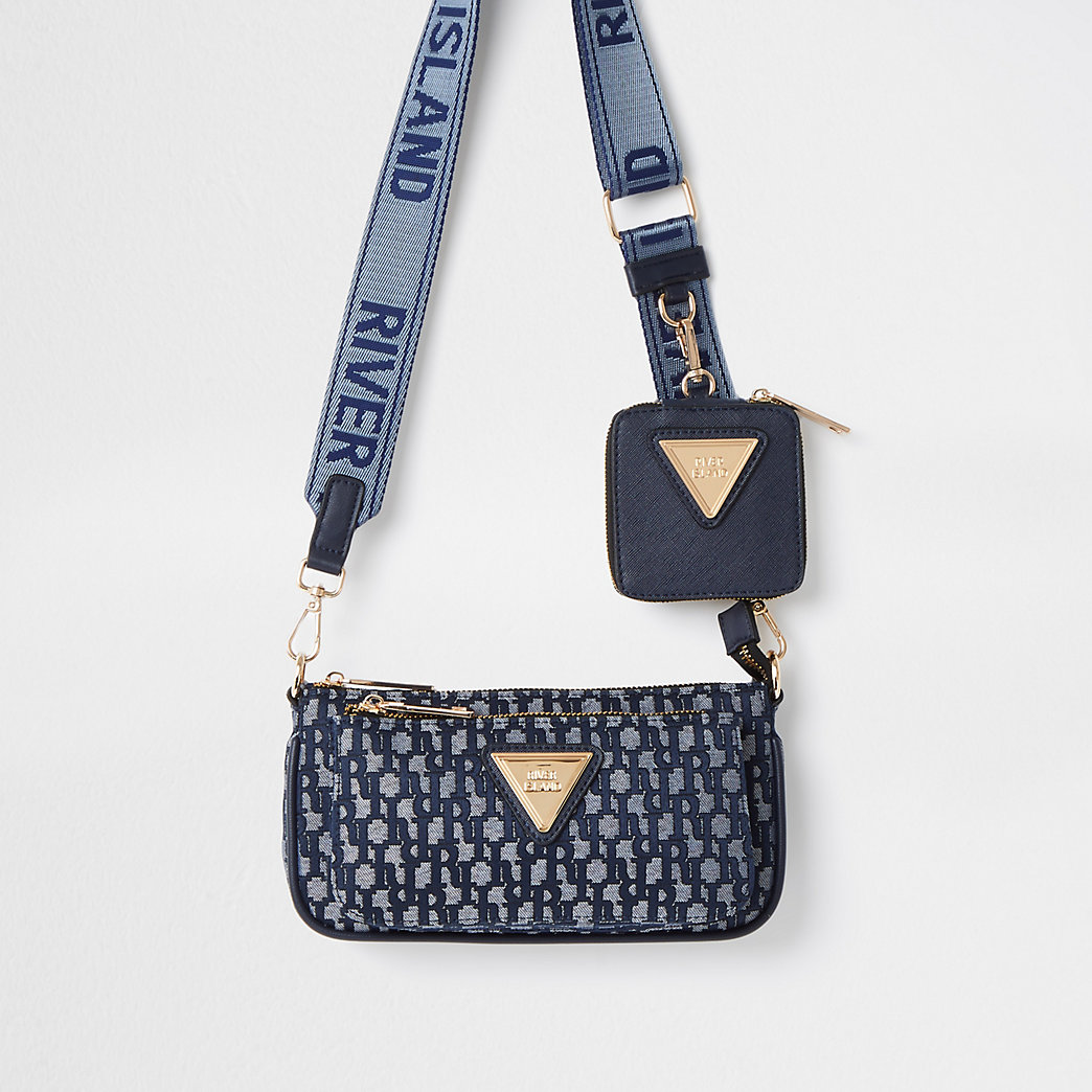 river island cross body bag