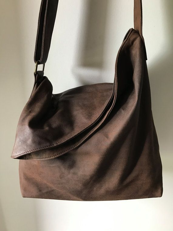 soft leather crossbody bag