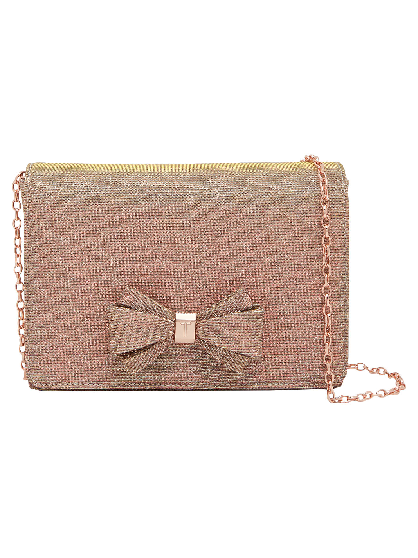 ted baker clutch bag