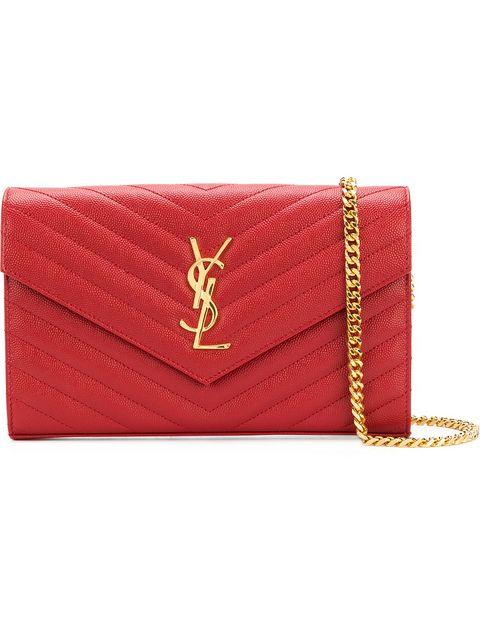 ysl envelope bag